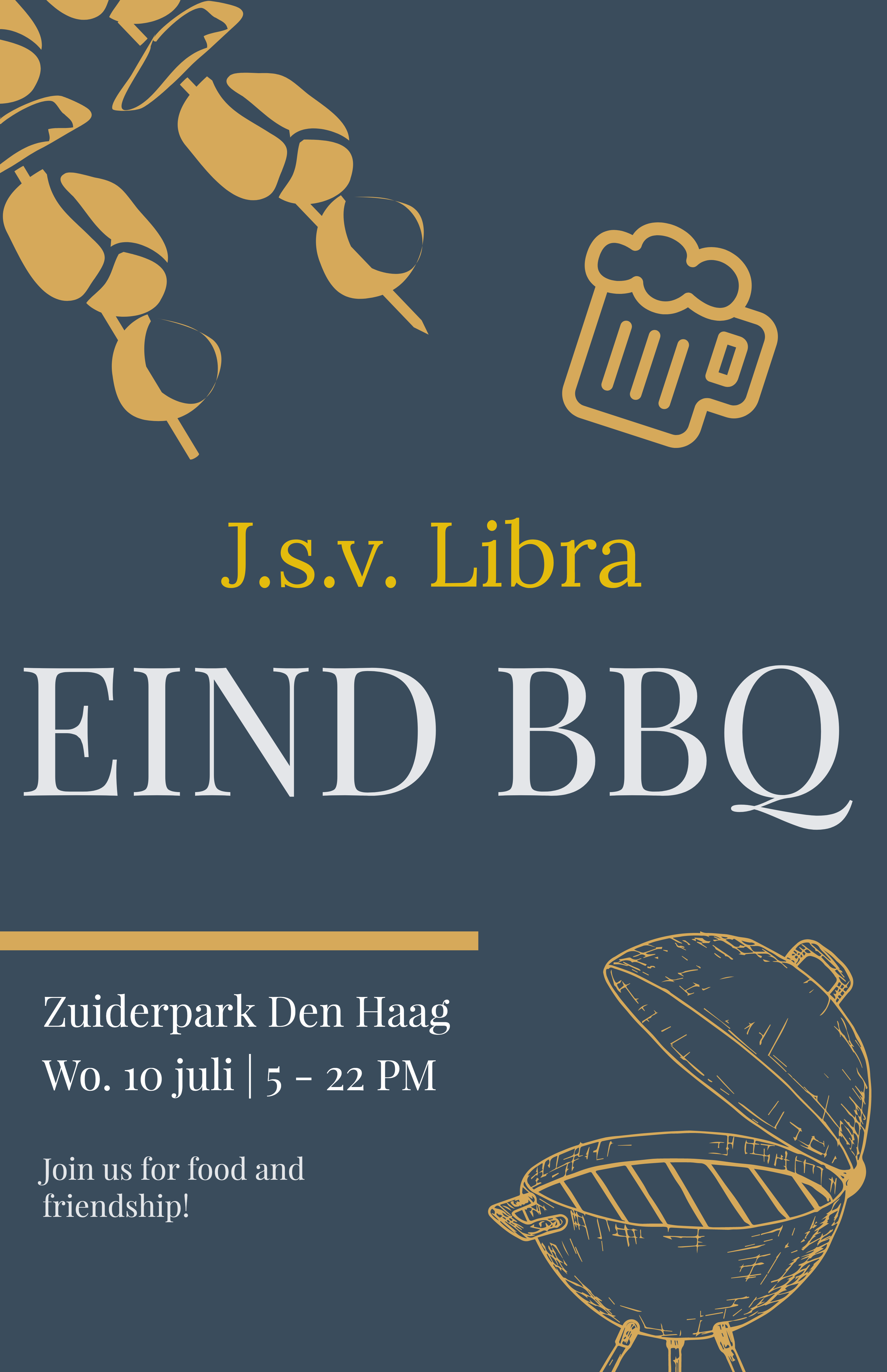Eind Barbecue